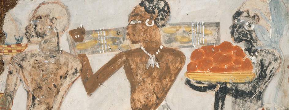 teaching history with 100 objects tribute from nubia