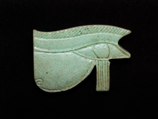 Teaching History with 100 Objects - Eye of Horus amulet