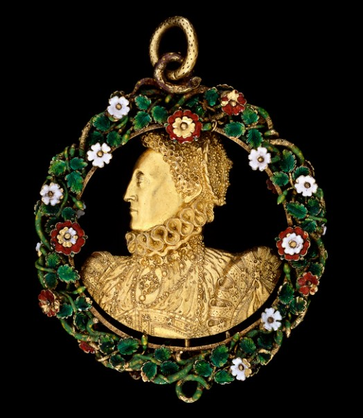7cc390d36bab Teaching History with 100 Objects - A jewel of Elizabeth I