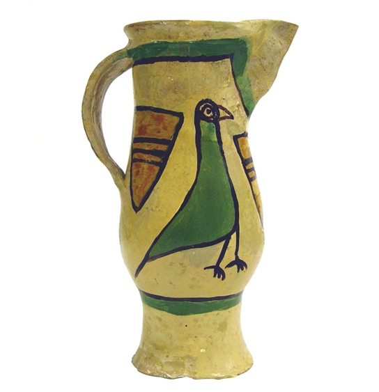 Medieval pottery history