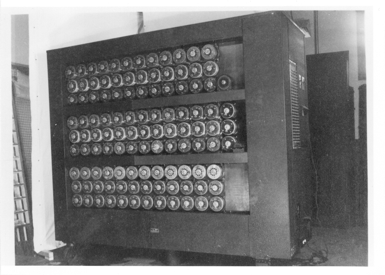 Teaching History With 100 Objects Enigma Cipher Machine