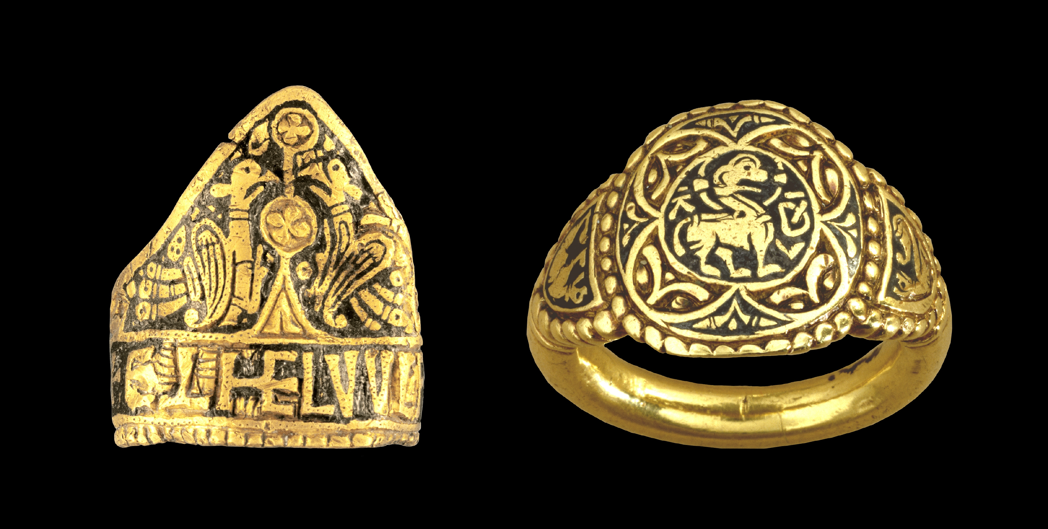 Rings In The British Museum